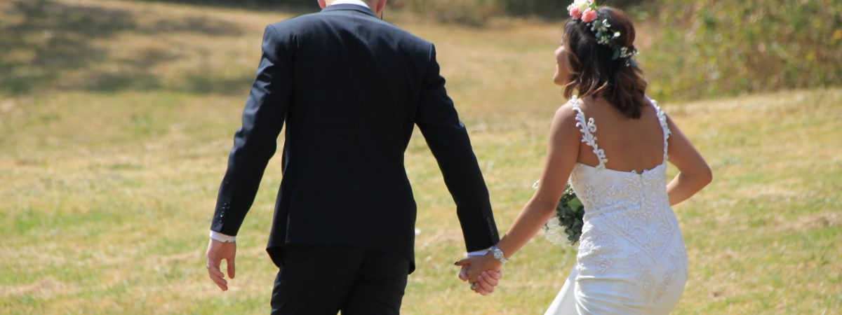 Small Wedding Glendale Parkland